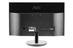 AOC I2369VM rear