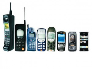 Phones over 20 years