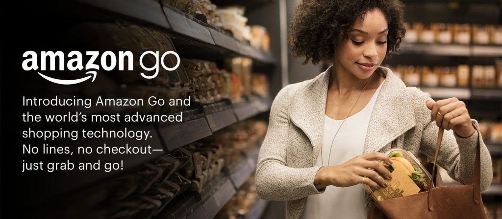 Amazon Go introduction